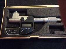 Mitutoyo Inside Digital Micrometer model no. 345 350-30