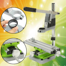 Multifunction Milling Machine Compound Sliding Work Table + Power Drill Holder