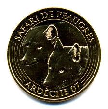 07 PEAUGRES Loups, 2017, Monnaie de Paris