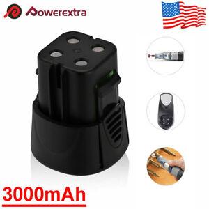 For Dremel 4.8V 3000mAh MultiPro 750-02 MiniMite 7300 Rotary Tool 755-01 Battery