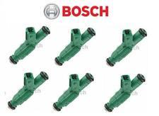Genuine BOSCH MOTORSPORT GREEN GIANT 440cc EV1 0280155968 Fuel Injectors (6)