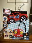 """Little Tikes Remote Control RC Wheelz First Racers Red Car Toy 49 MHz 8""""L.     G"""