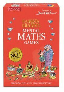David Walliams - Gangsta Granny's Mental Maths Games