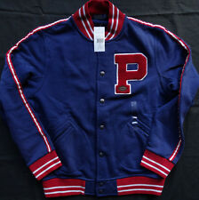 POLO RALPH LAUREN Cotton Baseball Jacken Gr S