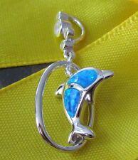 Echtschmuck aus Sterlingsilber mit Opal-Halsketten & Anhänger