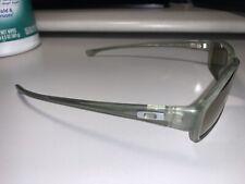 OAKLEY SERVO Eyeglasses Frame OX1066-0853 53-18-140 Satin Olive Clear IC00