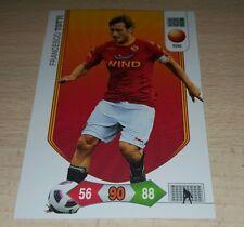 CARD ADRENALYN CALCIATORI PANINI 2010/11 ROMA TOTTI CALCIO FOOTBALL SOCCER 2011