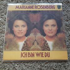Marianne Rosenberg - Ich bin wie du Vinyl LP/ Liebe kann so weh tun