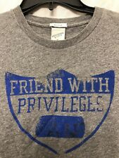 NWOT Abercrombie & Fitch Men's Gray Muscle T-shirt, Size M