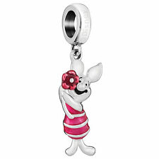 Genuine CHAMILIA silver Disney winnie the pooh piglet charm 2020-1024 RRP £50