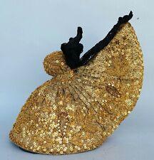 Hochwertige Linzer Goldhaube Trachtenhaube Oberösterreich Tracht