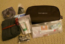 NEW SEALED Lufthansa Business Class Samsonite Amenity kit Toiletries Travel