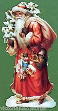 Father Time Old Fashioned Santa Victorian Christmas Ornament