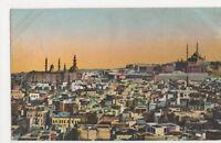 Egypt, Cairo, Panoramic View Postcard, B201