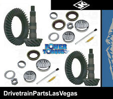 DTPLV Dana 30 + 44 Jeep JK Ring and Pinion Install Gear Set Package 4.88 Ratio