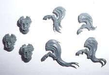 Stormcast Eternals Vanguard-Raptors Heads & Plumes x 3 – G821