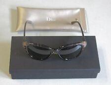 Christian Dior Authentic Sunglasses Tiedie 2 BPE/HA Flower Brwn Grad. NEW! 29007