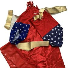 Wonder Woman costume Lot Of 2  Sz Small XSmall Thetare Costume Cosplay Charades