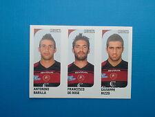 Figurine Calciatori Panini 2011-12 2012 n.598 Barilla' De Rose Rizzo Reggina