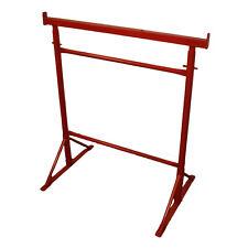 4 x Size No 3 Adjustable Steel Builders Trestle / Trestles Band Stands