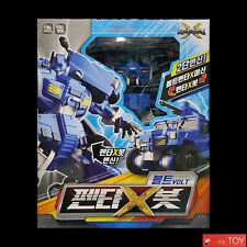 MINIFORCE PENTA X VOLTBOT BOLTBOT VOLT BOLT BOT Blue Transformer Robot Car 2019