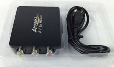 AMANKA MINI AV TO HDMI CVBS TO HDMI  CONVERTER FREE SHIPPING