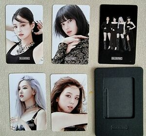 [BLACK PINK ] YG SELECT THE SHOW Blackpink Photocard  Set