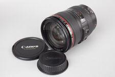 Canon EF 24-105mm f/4 F4 L IS USM Lens Suit 7D MK2 6D 5D Mark II MK III IV 5DS