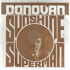 "DONOVAN SUNSHINE SUPERMAN / THE TRIP   7"" 45 GIRI"