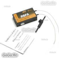 Corona R8FA FASST Compatible 2.4G 8 Channel Receiver For FUTABA Transmitters