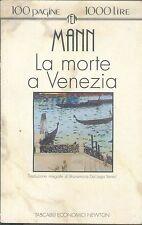 LA MORTE A VENEZIA - THOMAS MANN