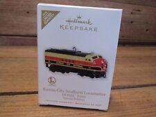 Hallmark Lionel Trains Kansas City Southern Locomotive Special Edition - New!