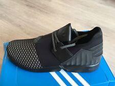 Adidas Zx Flux Plus Zapatillas Hombre Piel Negro T 47 1/3 NUEVO s79047