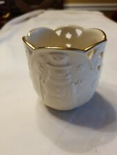 Lenox Merry Lights Votive Snowman Candle Holder American By Design *