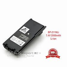BP-211N Battery for ICOM IC-A6 IC-A24 IC-V8 IC-V82 U82