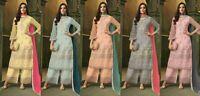 Pakistani Suit Salwar Kameez Indian Shalwar Stitched Casual Dress Designer