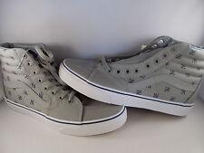 VANS SK8-Hi MLB New York Yankees Skateboarding Shoes Men's Size 10 New In Box