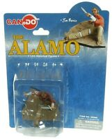 DRAGON CANDO Toy Soldier 1/24 Scale The Alamo Jim Bowie Painted Plastic Figure