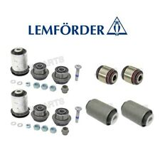 For Mercedes W210 E300 E420 Front & Rear Control Arm Bushings KIT Lemforder OEM