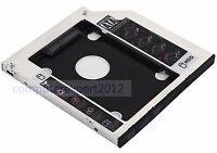 2nd SATA SSD HDD Hard Drive Caddy for HP Pavilion 15-n243cl17-p170ng 15-ab223cl