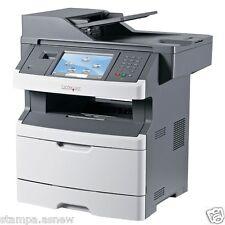 Stampante Multifunzione A4 Lexmark X464 DE B/N FAX TONER TAMBURO NUOVI da 3.5k