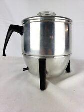 Mirro Aluminum Electric Coffee Pot Warmer