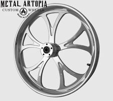 "23"" inch  Custom Motorcycle Wheel for Harley Davidson"