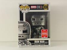 Iron Man Mark 1 Funko Pop Vinyl SDCC Summer Convention Exclusive 2018 Marvel