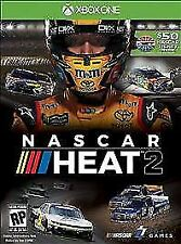 NASCAR Heat 2 (Xbox One) US EDITION BRAND NEW FACTORY SEALED