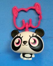 2012 Mishi Monsters #3 SHISHI PANDA with Clip McDonald's OOP