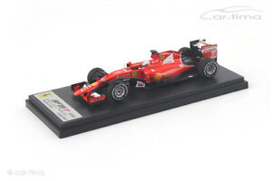 Ferrari SF15-T GP Belgien 2015 900th GP Sebastian Vettel LookSmart 1:43 LSF103