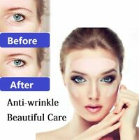 3Pcs Silicone Forehead Cheek Anti-aging Anti-wrinkle Pads Reusable Skin Care US