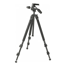 Sunpak Pro 523PX 3 Section Carbon Fiber Tripod with 3-Way Pan/Tilt Head