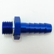 M18x1.5 sistema métrico a 18 Mm De 19mm Barb Push Manguera Cola Recto aceite combustible bomba adaptador
